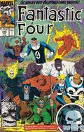 Fantastic Four (1961 1st Series) 349