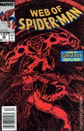 Web of Spider-Man (1985 1st Series) 58