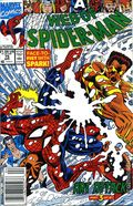 Web of Spider-Man (1985 1st Series) 75