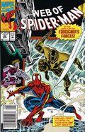 Web of Spider-Man (1985 1st Series) 92