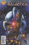 Battlestar Galactica (2006 Dynamite) 7D