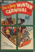 Dell Giant Tom and Jerry Winter Carnival (1952) 1