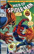 Web of Spider-Man (1985 1st Series) 86