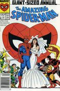 Amazing Spider-Man (1963 1st Series) Annual 21B