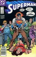 Superman (1987 2nd Series) 25A