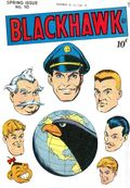 Blackhawk (1944 1st Series) 10