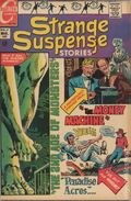 Strange Suspense Stories (1967 Charlton) 6