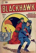 Blackhawk (1944 1st Series) 29