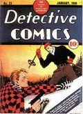 Detective Comics (1937 1st Series) 23
