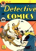 Detective Comics (1937 1st Series) 47