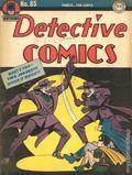 Detective Comics (1937 1st Series) 85