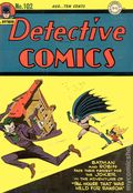 Detective Comics (1937 1st Series) 102