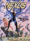 Original Nexus GN (1985 First Comics) 1-REP