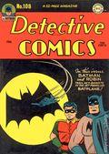 Detective Comics (1937 1st Series) 108