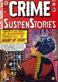 Crime Suspenstories (1950-55 E.C. Comics) 6