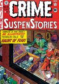 Crime Suspenstories (1950-55 E.C. Comics) 9