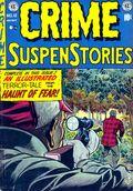Crime Suspenstories (1950-55 E.C. Comics) 12