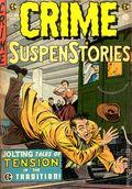Crime Suspenstories (1950-55 E.C. Comics) 26