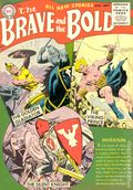 Brave and the Bold (1955 1st Series DC) 1