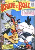Brave and the Bold (1955 1st Series DC) 4