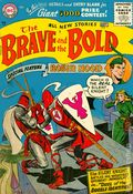 Brave and the Bold (1955 1st Series DC) 7