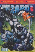 Wizard the Comics Magazine (1991) 6AP