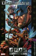 Ultimates 2 TPB (2005-2007 Marvel) By Mark Millar 1-1ST