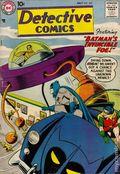 Detective Comics (1937 1st Series) 257