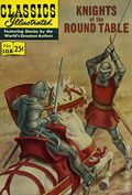 Classics Illustrated 108 Knights of the Round Table (1953) 6