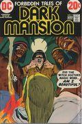 Forbidden Tales of Dark Mansion (1972 DC) 9