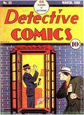 Detective Comics (1937 1st Series) 25