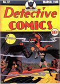 Detective Comics (1937 1st Series) 37