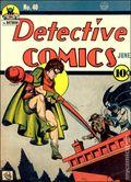 Detective Comics (1937 1st Series) 40