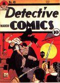 Detective Comics (1937 1st Series) 49
