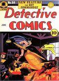 Detective Comics (1937 1st Series) 64