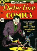 Detective Comics (1937 1st Series) 69
