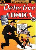 Detective Comics (1937 1st Series) 72