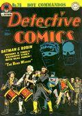 Detective Comics (1937 1st Series) 78