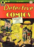 Detective Comics (1937 1st Series) 84