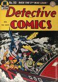 Detective Comics (1937 1st Series) 90