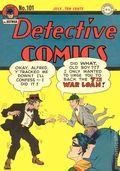 Detective Comics (1937 1st Series) 101
