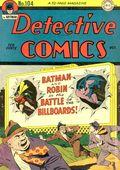 Detective Comics (1937 1st Series) 104