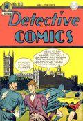 Detective Comics (1937 1st Series) 110