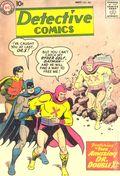 Detective Comics (1937 1st Series) 261