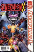 Generation X (1995) Annual 1997