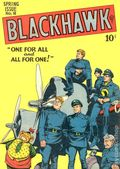 Blackhawk (1944 1st Series) 18