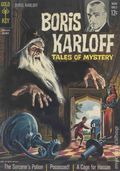 Boris Karloff Tales of Mystery (1963 Gold Key) 5