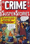 Crime Suspenstories (1950-55 E.C. Comics) 2