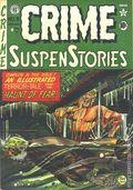 Crime Suspenstories (1950-55 E.C. Comics) 5