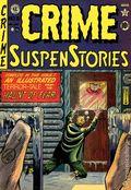 Crime Suspenstories (1950-55 E.C. Comics) 8